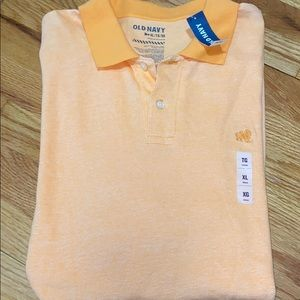 NWT men's old navy polo